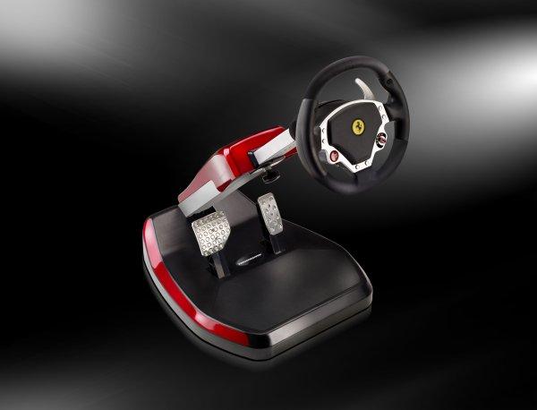 Thrustmaster Ferrari Wireless Gt Cockpit 430 Scuderia Review