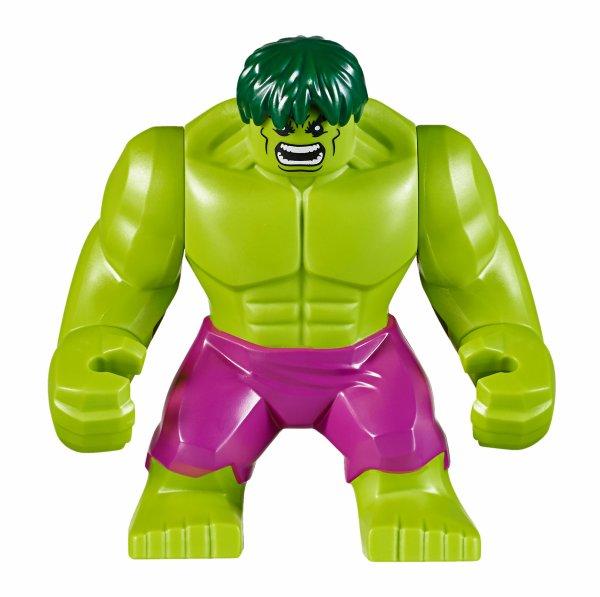 Lego Marvel Super Heroes Hulk vs. Red Hulk, 58€ | Hinta.fi