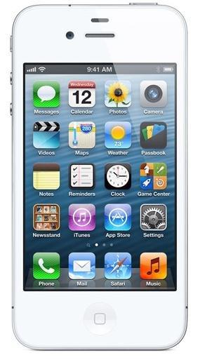 Iphone 4 s apple