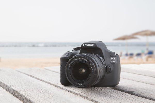 Canon Eos 1200d Ef S 18 55mm Tuotetiedot Hintafi