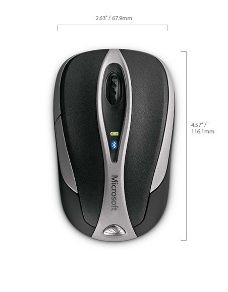Microsoft Bluetooth Notebook Mouse 5000 Driver Download Mac
