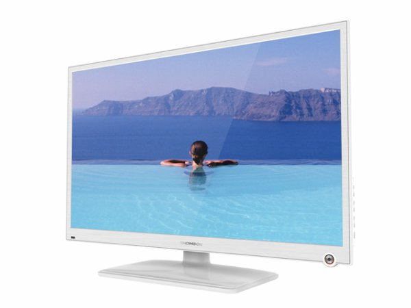 Valkoinen Televisio